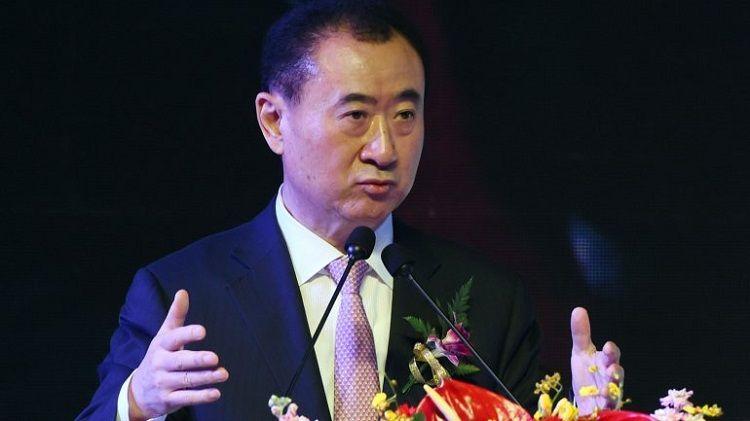 Wang Jianlin es el fundador del gigantesco conglomerado de entretenimiento Dalian Wanda.