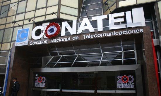 Conatel, responsable de la licitación para ofrecer Banda 4G.