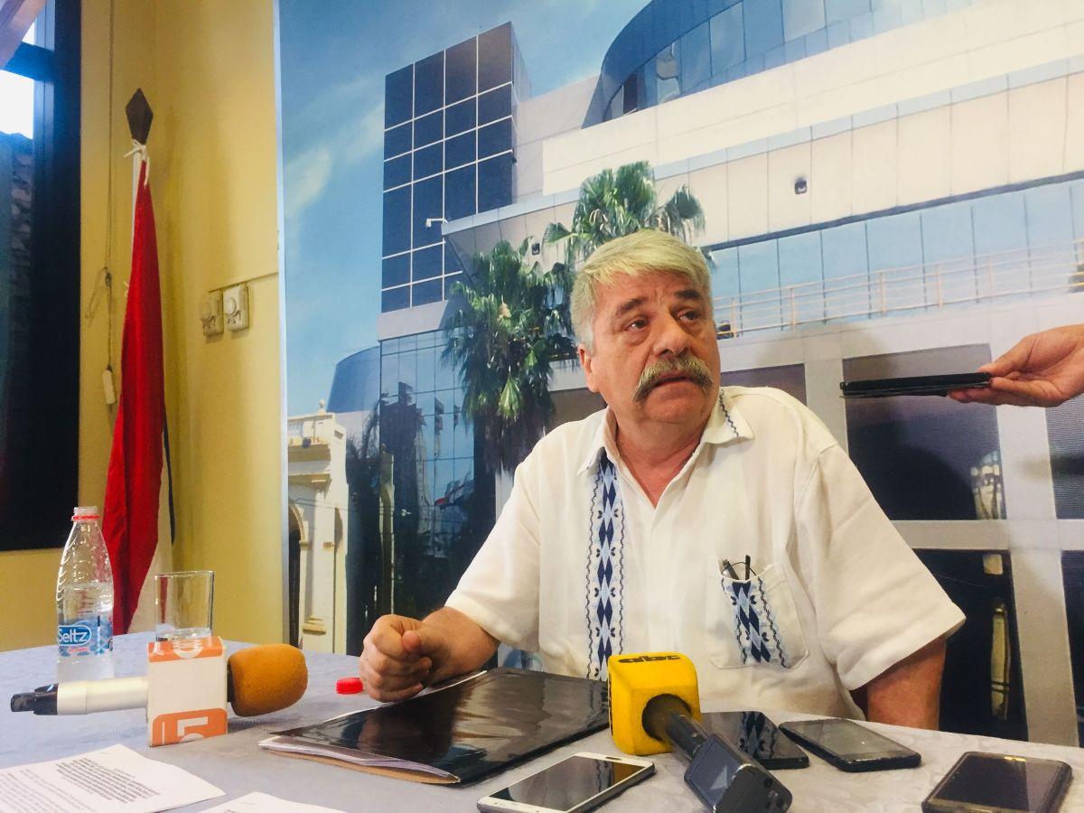 Parlasuriano Ricardo Canese