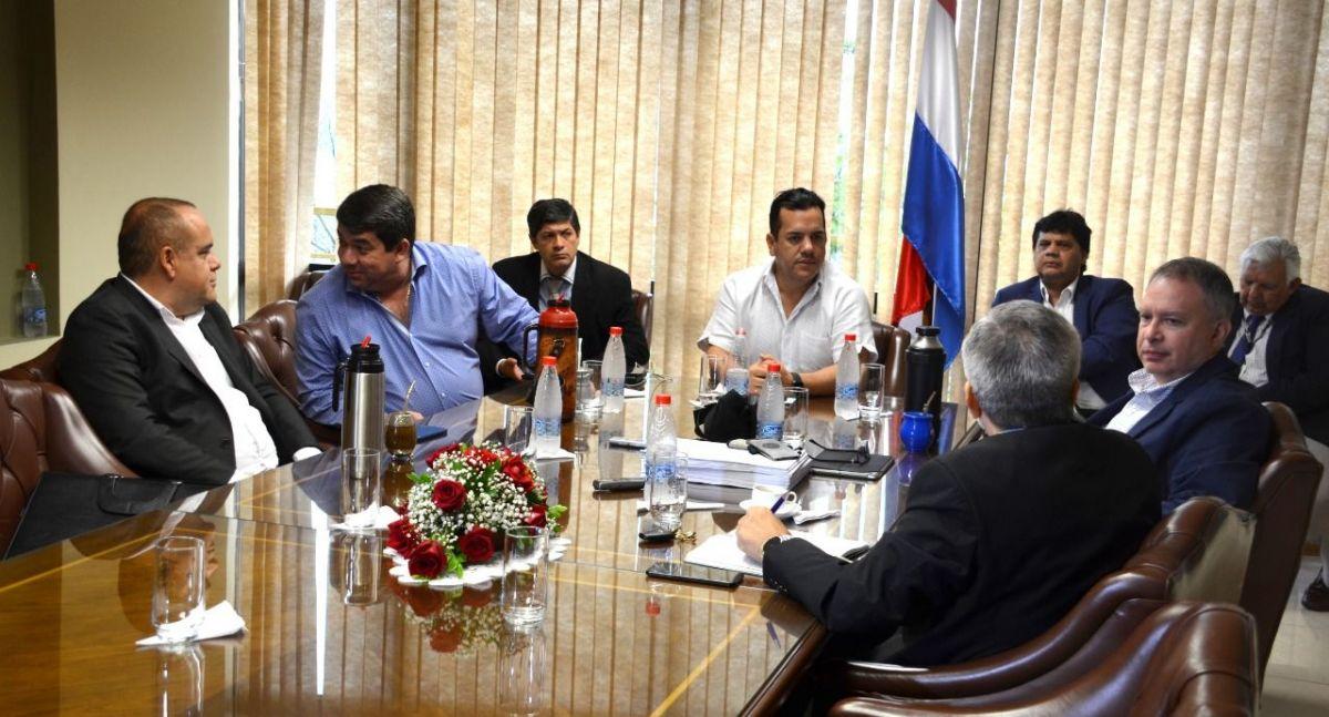 Reunión de Comisión Bicameral