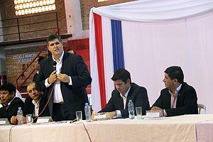 Audiencia Pública en Ñe'embucu