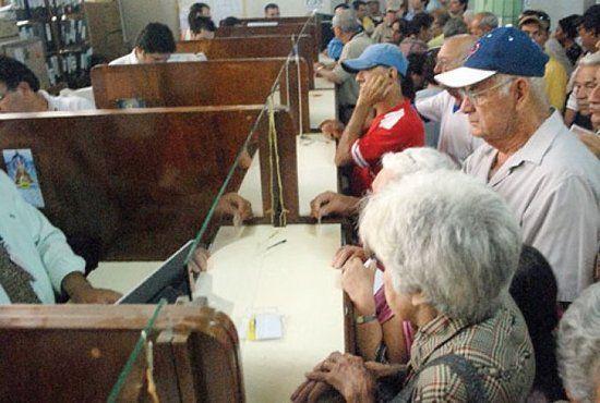 Adultos mayores. Foto: paraguay.com