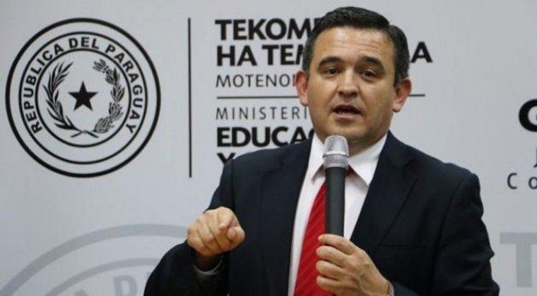 Ministro del MEC